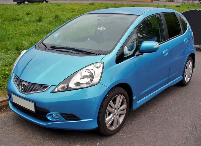 Honda Fit (Jazz) 1.5