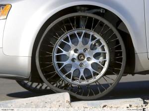 Причины повышенного износа автомобильных покрышек.