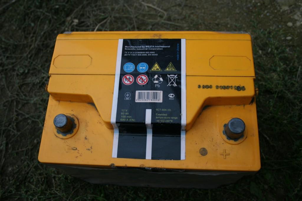 Как подключить аккумулятор на автомобиль Daewoo «LANOS»?