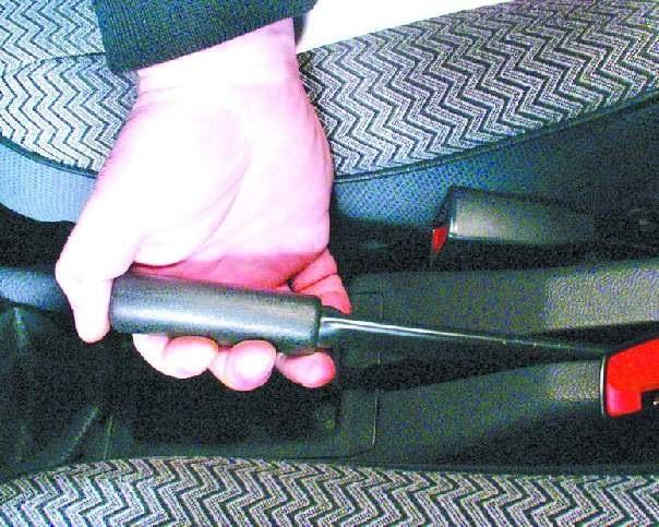 Почему не работает ручник (ремонт ручника) ВАЗ 2109