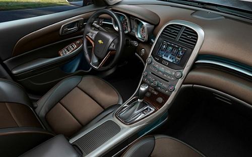 Салон Chevrolet Malibu