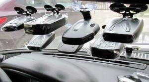 Выбор радара-детектора для авто