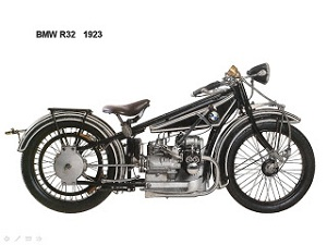 Мотоцикл BMW «R 32»
