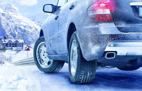 Как ездить на авто зимой?!