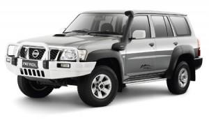 Обзор авто Nissan Patrol
