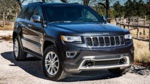 Jeep Grand Cherokee 2014 года