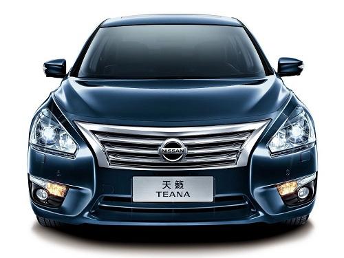 фото Nissan Teana 2014