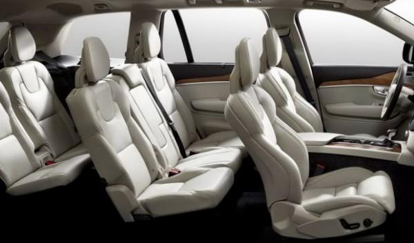 фото салона Volvo XC90