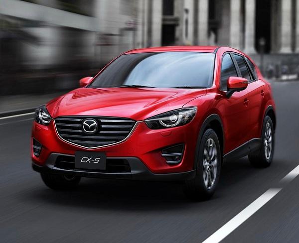 Mazda CX-5 2016 фото