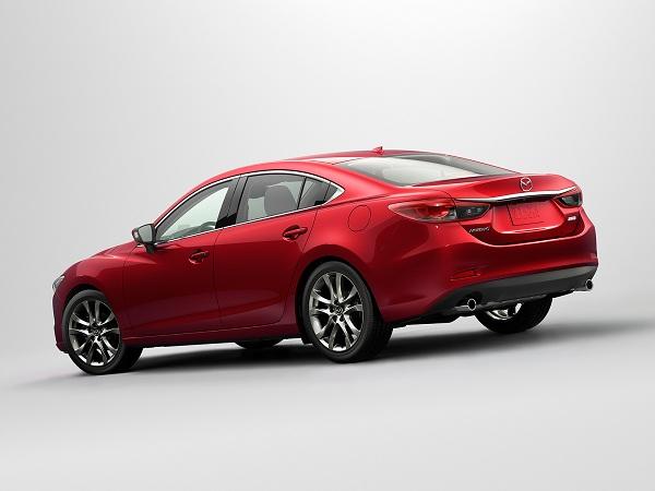 Mazda 6 2015 фото