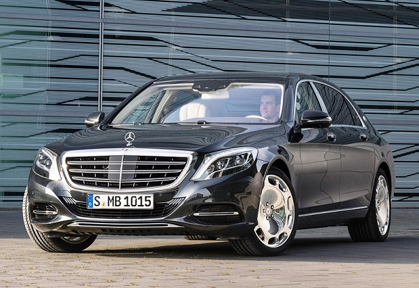 фото Mercedes-Maybach S-Class