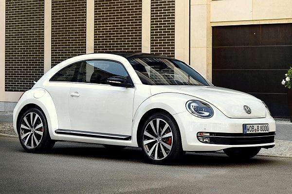 фото Volkswagen Beetle 2015-2016