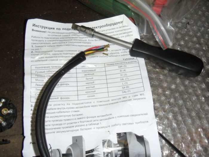 Подключение электрики на Рено Дастер