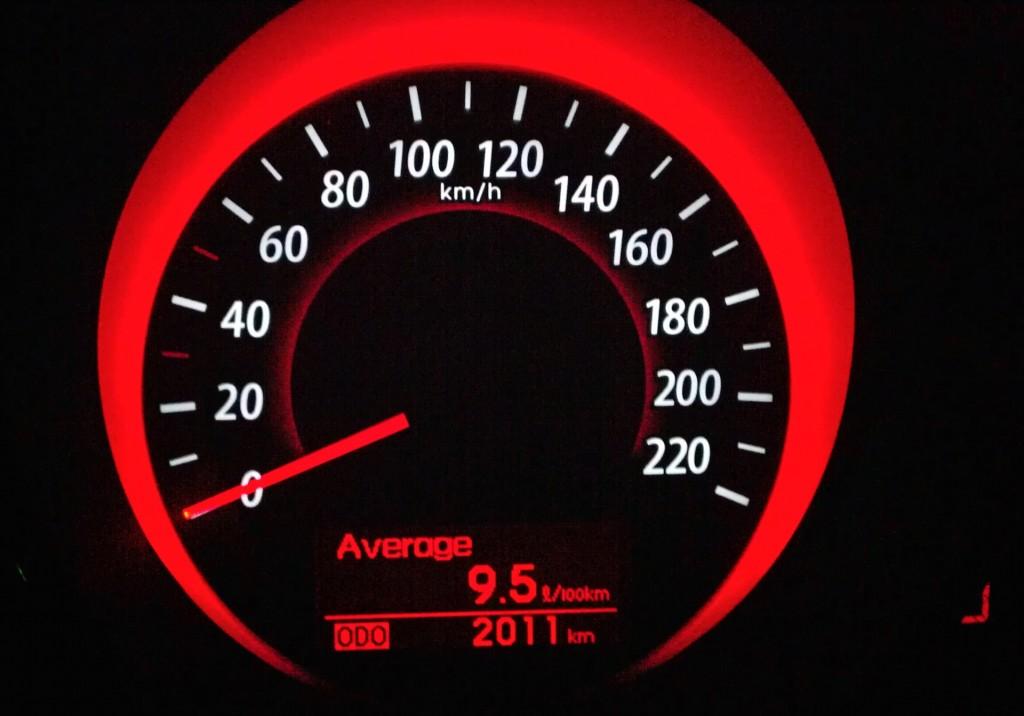 Как определить реальный пробег машины?