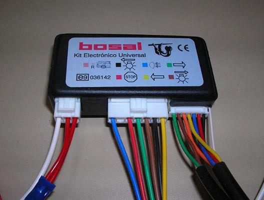фото блока согласования (Smart-connect) от фирмы Bosal