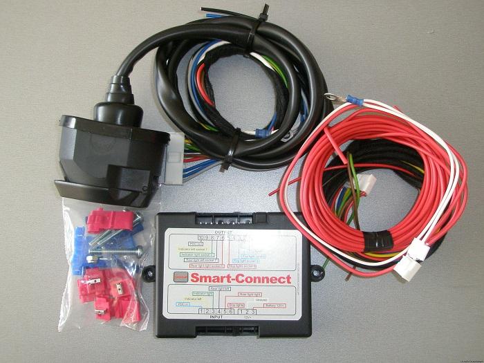 фото блока согласования для фаркопа Smart-Connect
