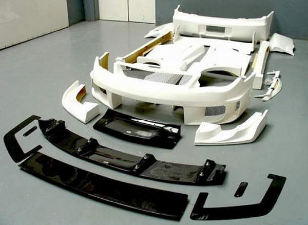 Изготовление аэродинамического обвеса