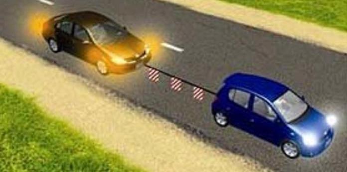 фото буксировки автомобиля