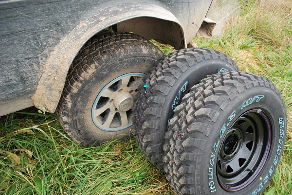 грязевая шина Bridgestone Dueler D673