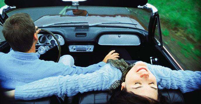 поездка заграницу на машине фото