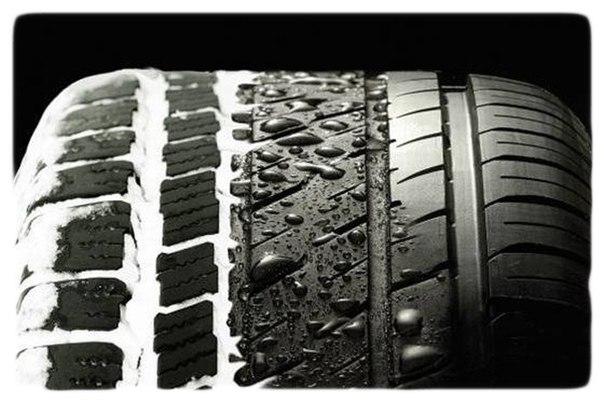 Выбор всесезонных шин для автомобиля фото
