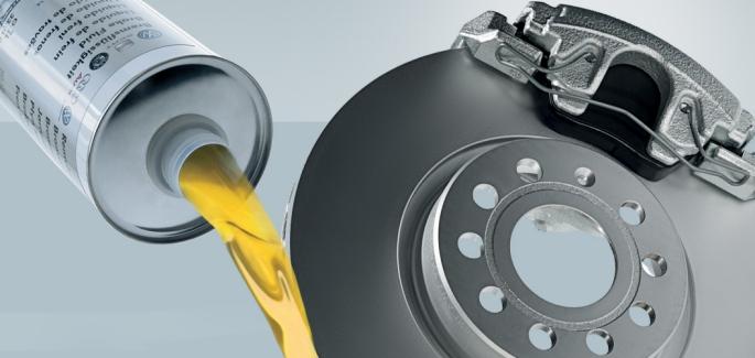 тормозная жидкость - необходимая добавка в арсенале автовладельца фото