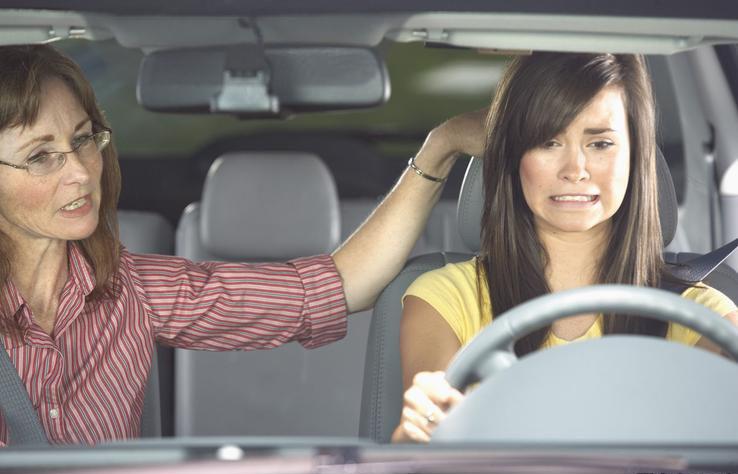 страх перед вождением автомобиля фото
