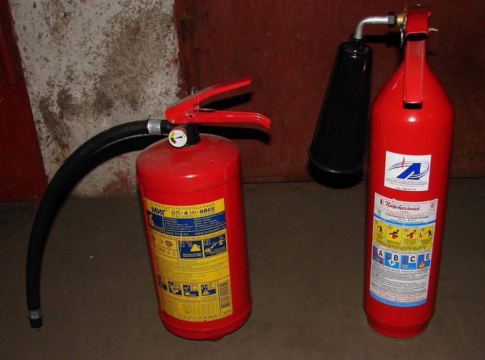 фото огнетушителя для автомашины