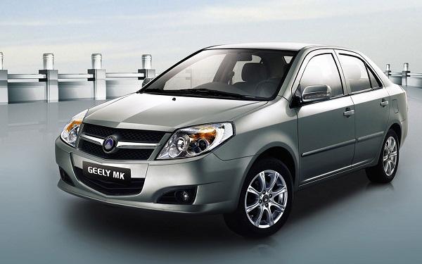 китайский седан Geely MK за 400000 руб фото