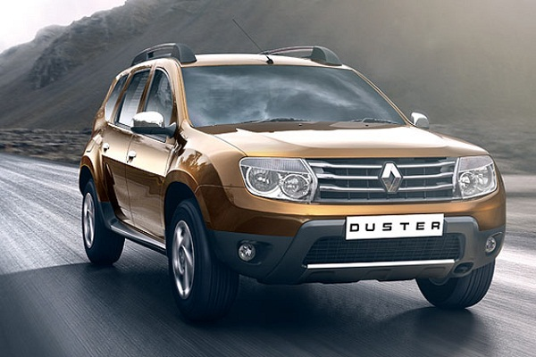 Renault Duster часто можно встретить на российских дорогах