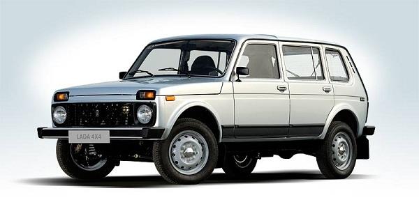 Лада 4x4 ВАЗ нива 2131 - эту машину можно купить за 400 000 рублей фото