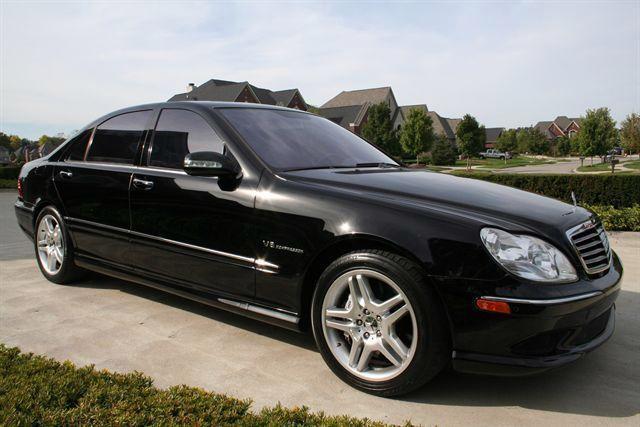 Mercedes S-Class (2005) фото