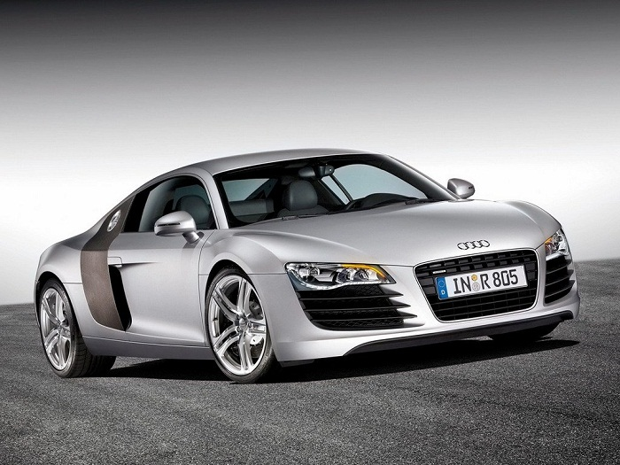 Audi R8 (2006) фото