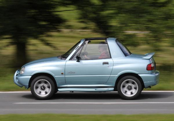 Suzuki X-90 1995 заслуженно появился в рейтинге самых плохих автомобилей в истории фото