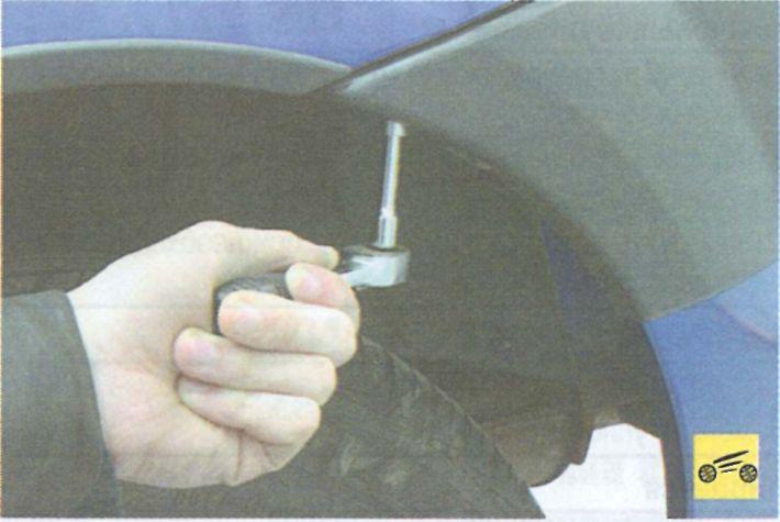 Как снимать бампер на рено логан