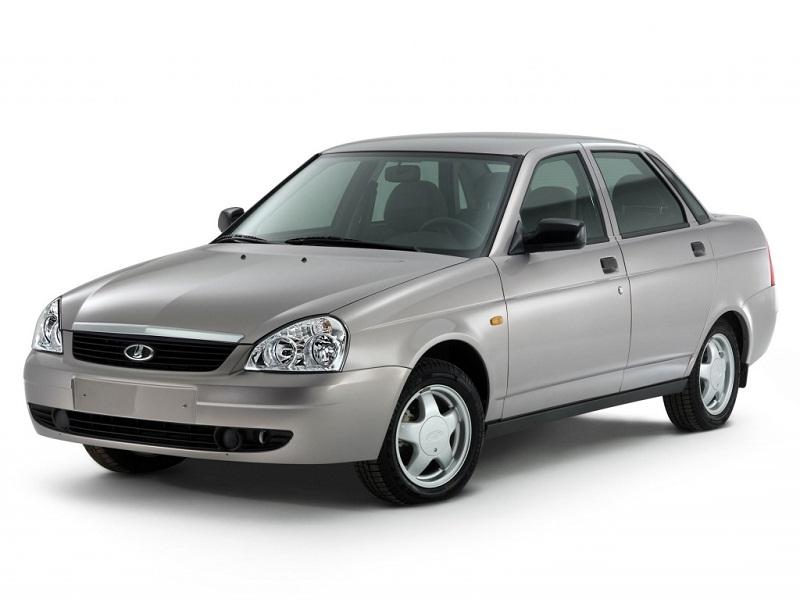 Лада Приора является одна из самых дешевых машин в России