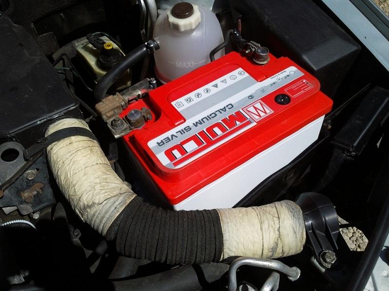 аккумулятор Mutlu на Рено Меган фото