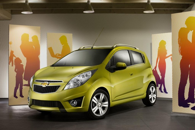 Chevrolet Spark фото