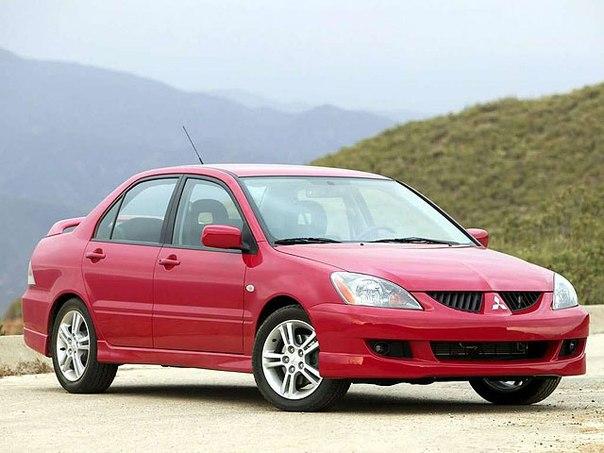 Mitsubishi Lancer 2004-2006 фото