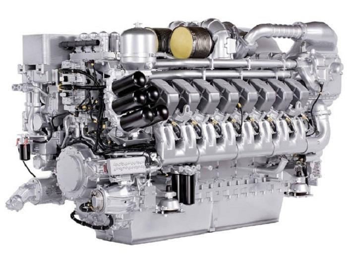 Дизельный двигатель для легкового автомобиля фото