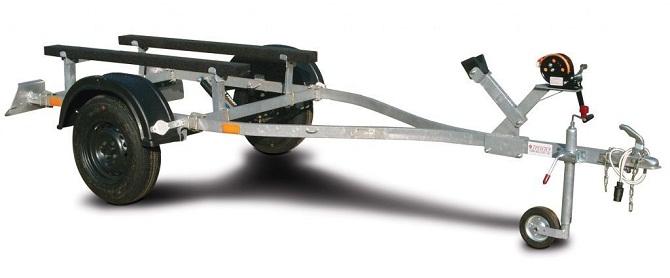 Прицеп для перевозки гидроцикла (водного мотоцикла) фото