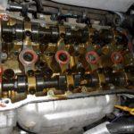 процесс по замене ремня ГРМ, помпы и роликов на Дэу Нексия 16 клапанов