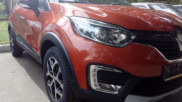 Отзывы владельцев Renault Captur 1.6, 2.0 MT, АТ, X-Tronic
