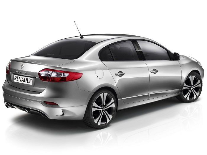 renault fluence 1.6 мт