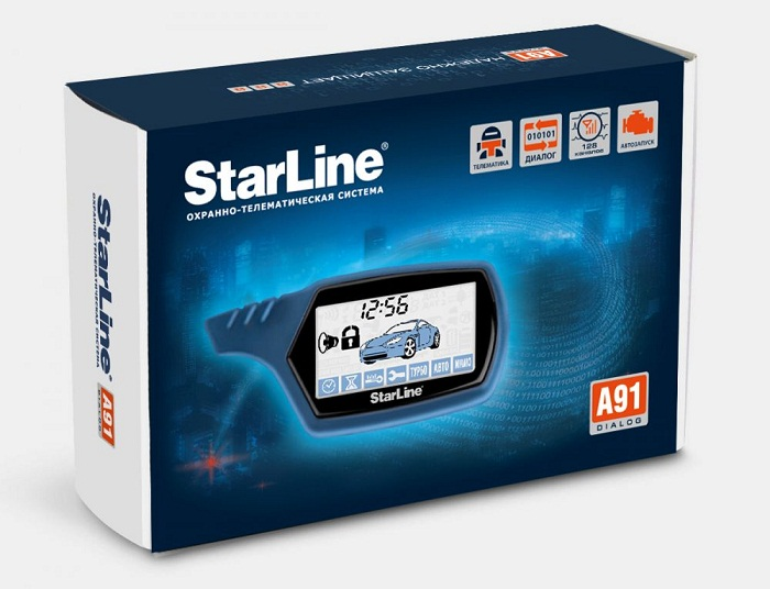 Автосигнализация Старлайн: установка, настройка, отзывы