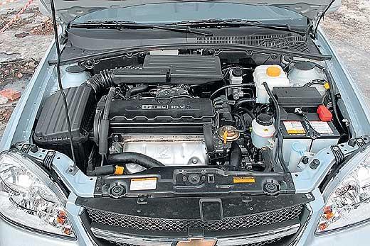 Какое масло лучше заливать в двигатель Шевроле Лачетти 1.4, 1.6