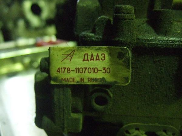 Регулировка и настройка карбюратора ДААЗ-4178 на УАЗ 469