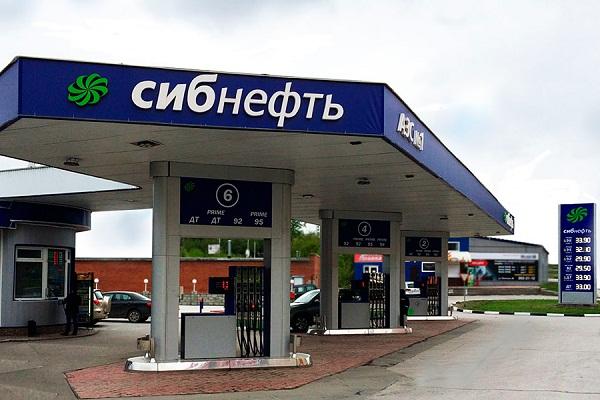 Сибнефть