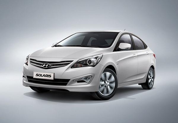 Самая угоняемая машина 2016 года в России стала корейская Hyundai Solaris