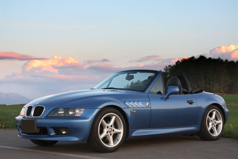 BMW Roadster Coupe Z3